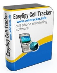 EasySpy cell tracker software box.